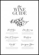 Wine Guide Juliste