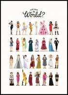 Who run the world Juliste