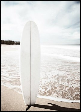 Surfboard Juliste