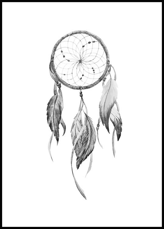 Dreamcatcher Juliste