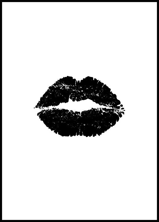 Black Lips Juliste