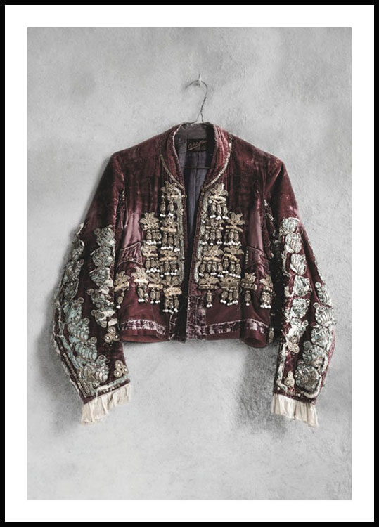 The Jacket - Old matador Jacket Juliste